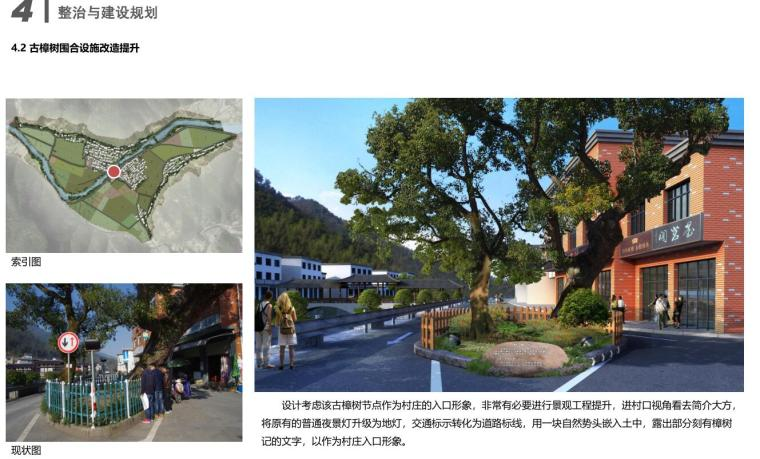 古樟树围合设施改造提升