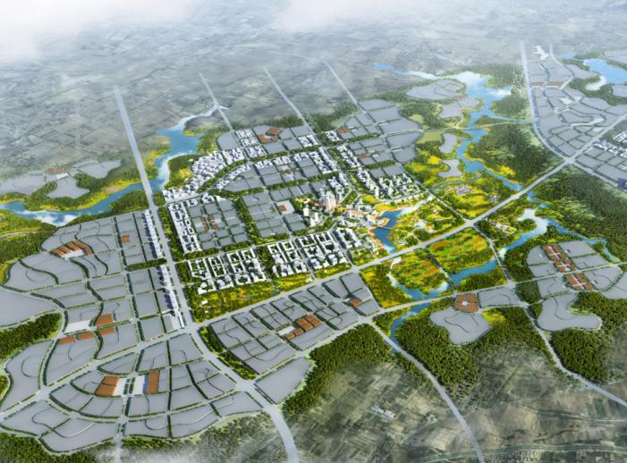 小哨片区暨国际科技创新城TOD模式规划方案