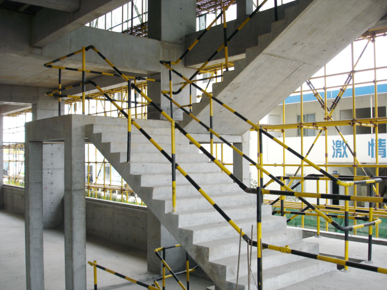 92定型化支模应用后混凝土效果