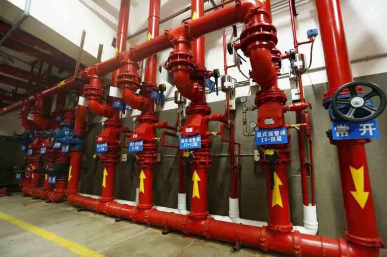 一键下载_10套消防给排水施工方案