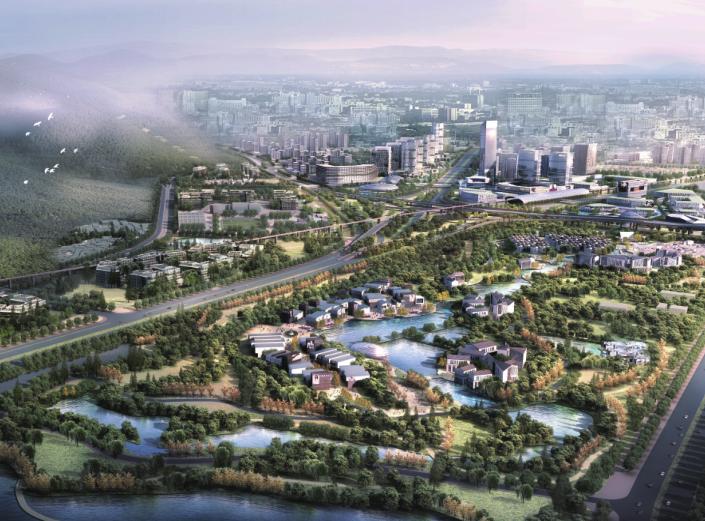 肇庆端州轻轨站及周边片区规划城市设计文本