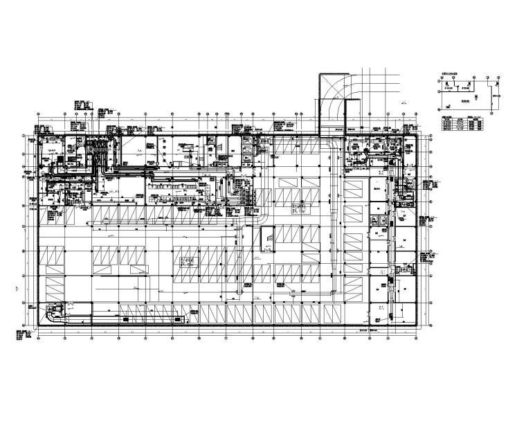 贵州妇幼保健院暖通施工图