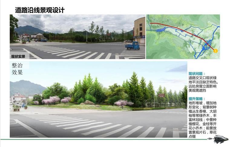 道路沿线景观设计
