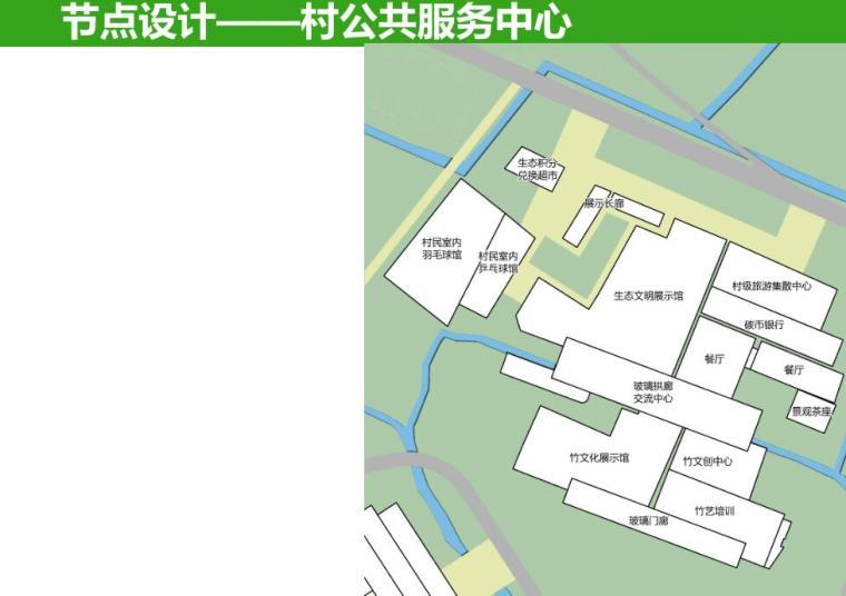 节点设计—村公共服务中心