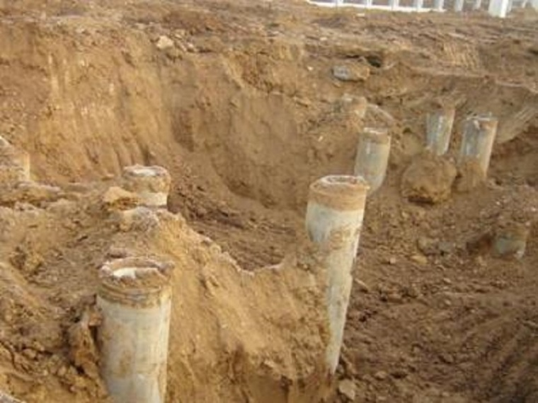软土地基处理预应力管桩施工