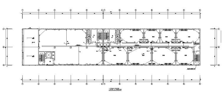 台州创业园标准厂房及配套用房电气施工图