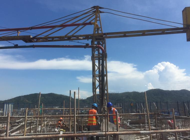 高层住宅混凝土专项施工方案