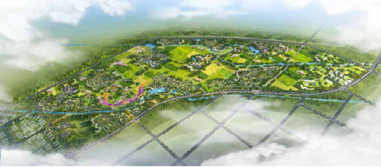 [江苏]美丽乡村田园综合体景观设计方案