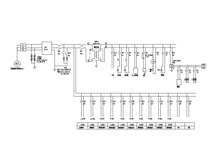 污水处理厂总磷去除更新改造工程图纸电气