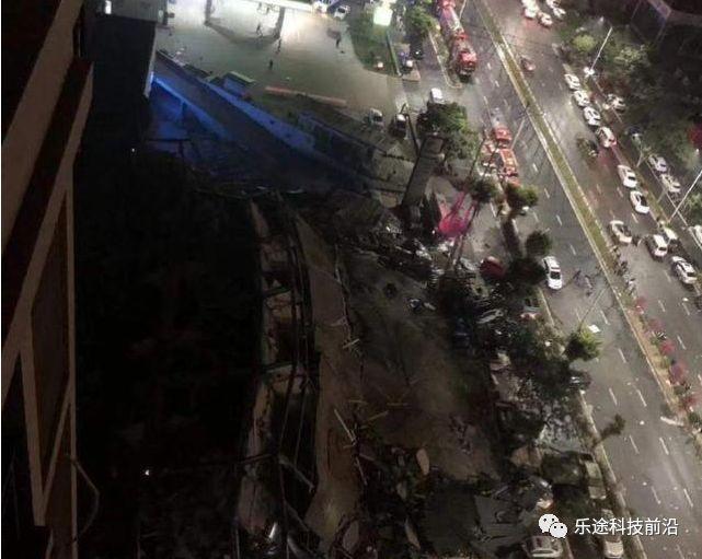 突发!福建泉州一疫情隔离酒店倒塌!