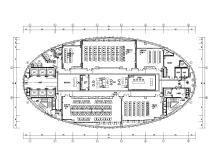 4万平指挥调度楼智能化工程图(14项弱电)