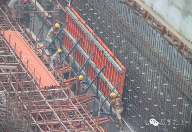 填筑高边坡资料下载-高支模、深基坑、高边坡施工中如何化险为夷