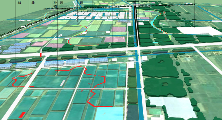 欧式田园两居室资料下载-[江苏]浪漫田园乡村旅游景观规划设计方案