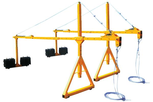 框架结构高层住宅电动吊篮安全专项施工方案