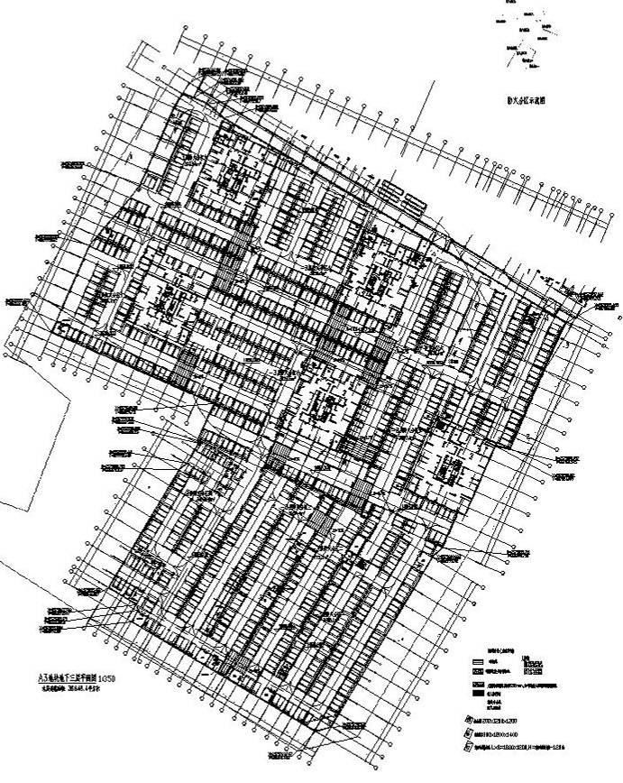 16地下室平面图