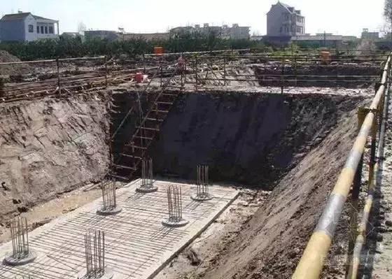 钢板桩和土钉墙资料下载-基坑支护哪家强?是桩还是墙?