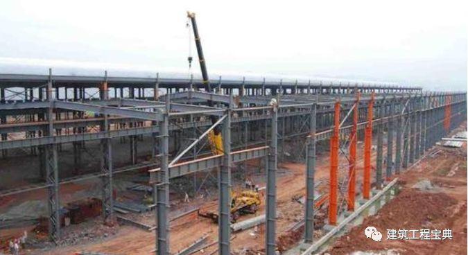 高处作业通病资料下载-大型钢结构厂房质量通病该如何防治