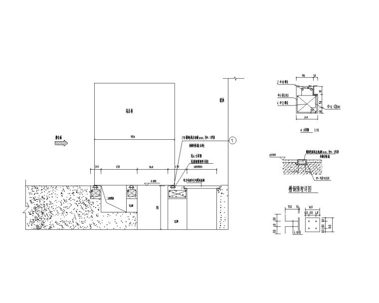 标准厂房20kV配电图纸(含清单招标文件)