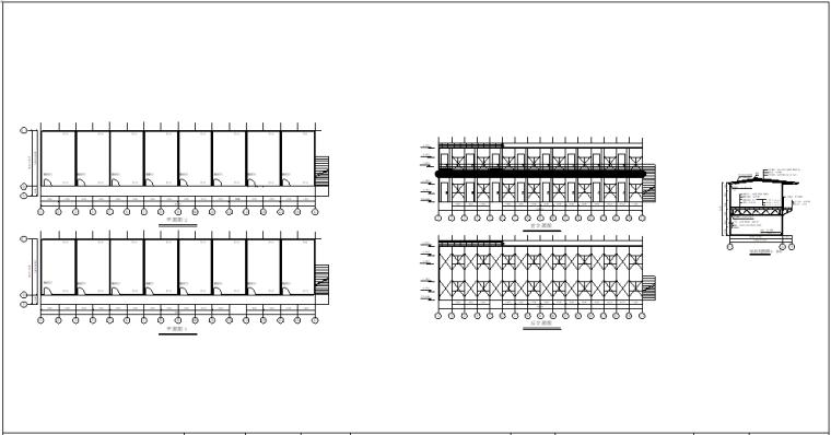 双坡型轻钢组合房施工方案
