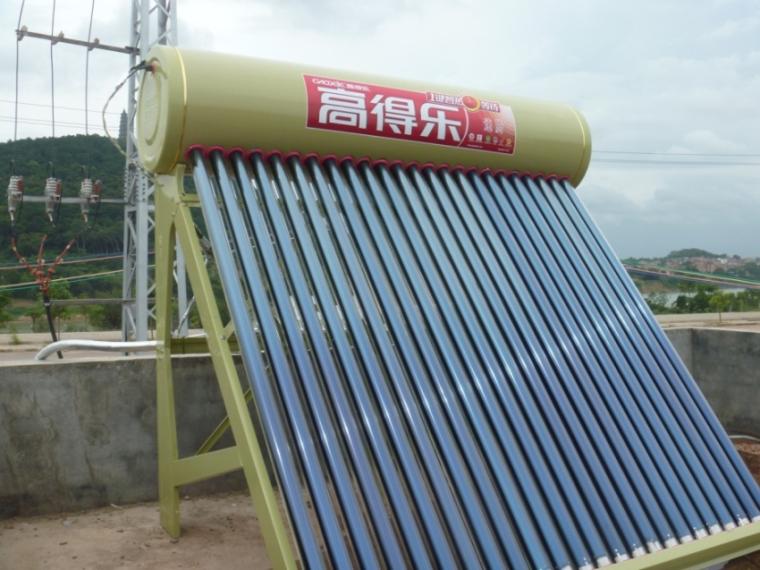 22太阳能热水器