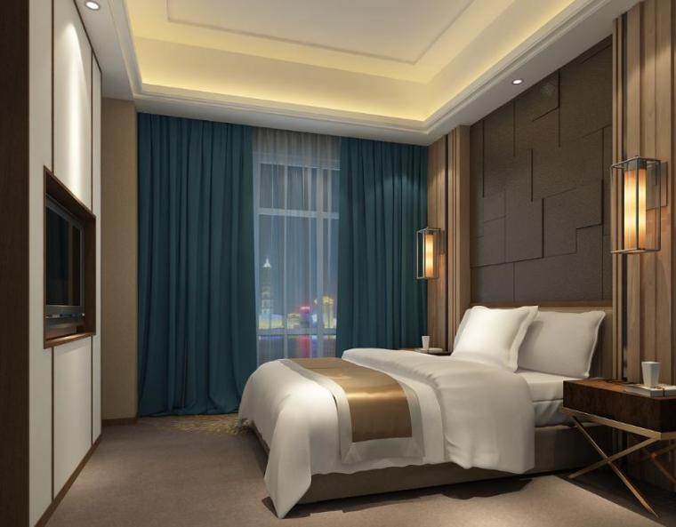 合肥酒店装修设计如何提高酒店用户睡眠质量