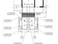 框架结构高层住宅施工电梯基础施工方案