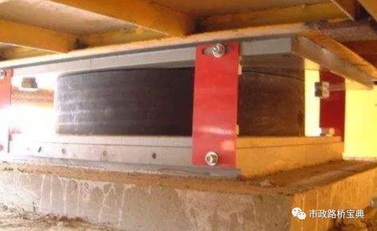 板式桥梁支座设计与安装讲解