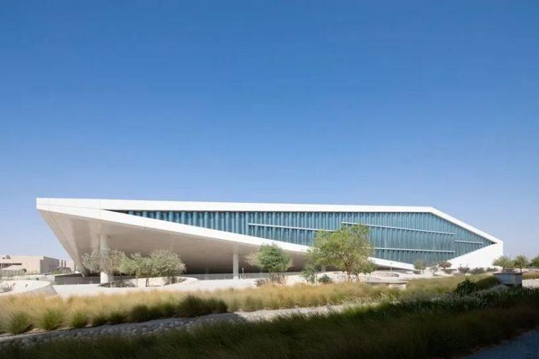 OMA设计:卡塔尔国家图书馆