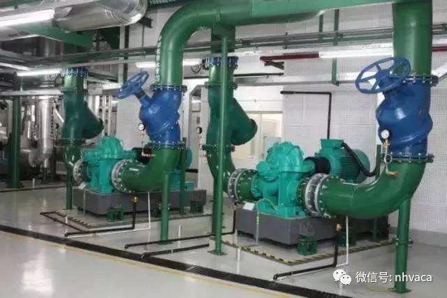 冷却、冷冻泵原理及维护保养
