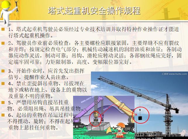 48塔式起重机安全操作规程