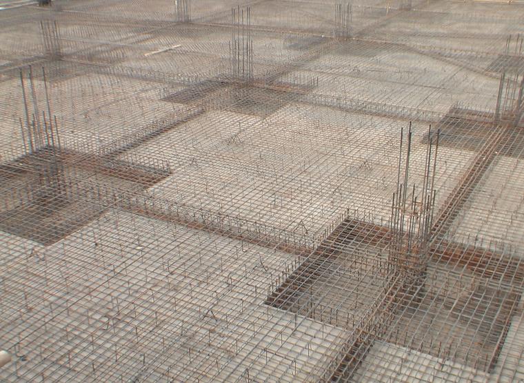 13承 台 钢 筋