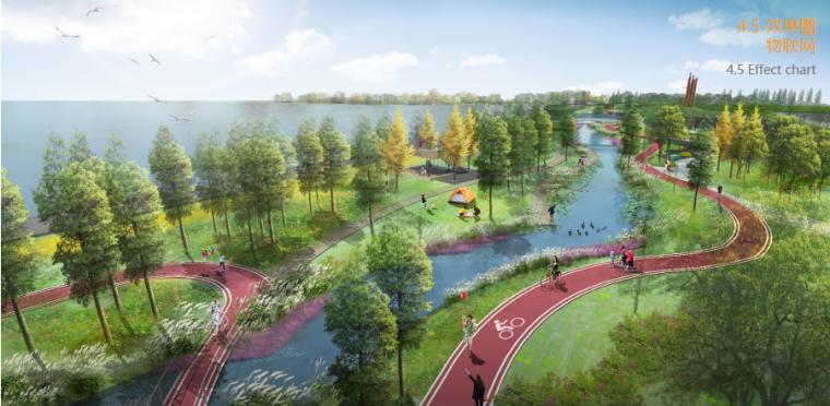 旅游度假项目研究资料下载-[江苏]旅游度假区环湖大道规划设计深化方案