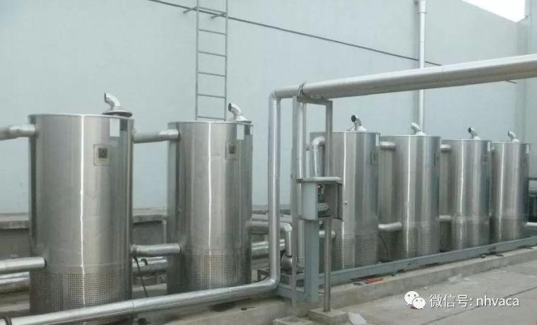 容积式热水器(炉)选型的常用计算方法