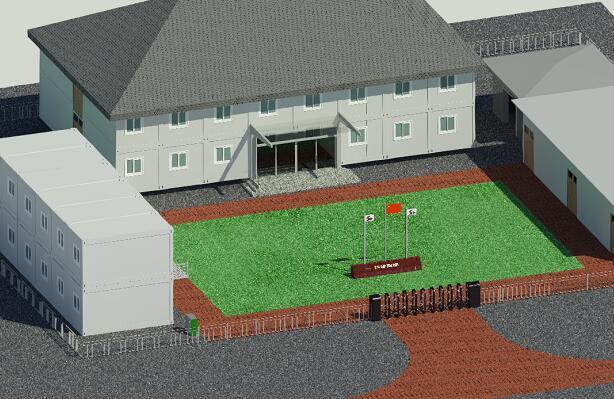 比赛基地项目施工组织设计含土方(163页)