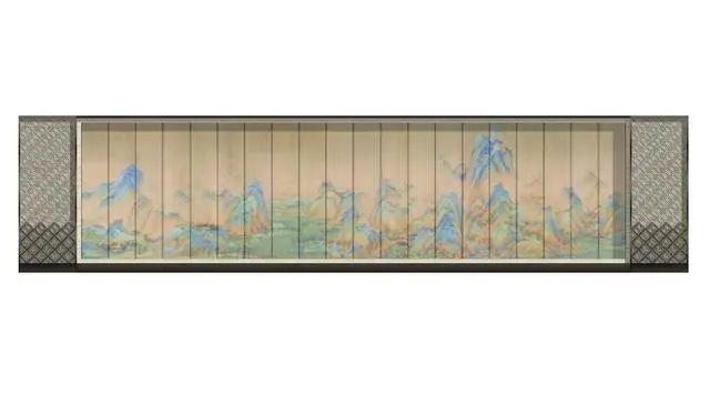 新中式山水墙意向图直接拿来用_11