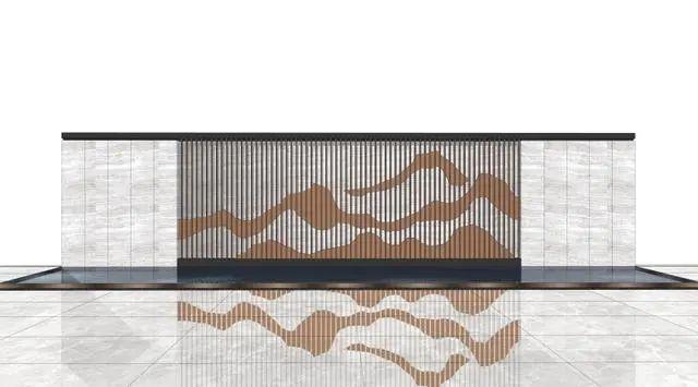 新中式山水墙意向图直接拿来用_9