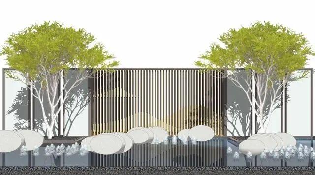 新中式山水墙意向图直接拿来用_28