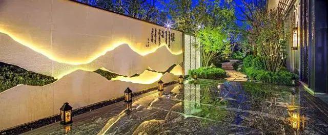 新中式山水墙意向图直接拿来用_2