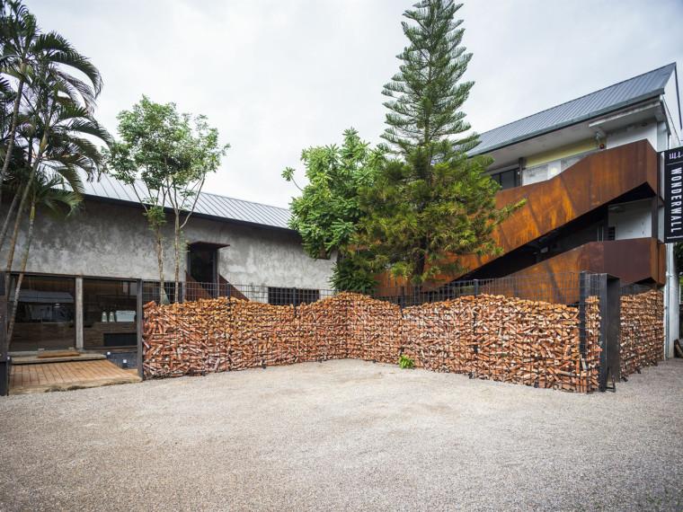 泰国奇迹墙酒店