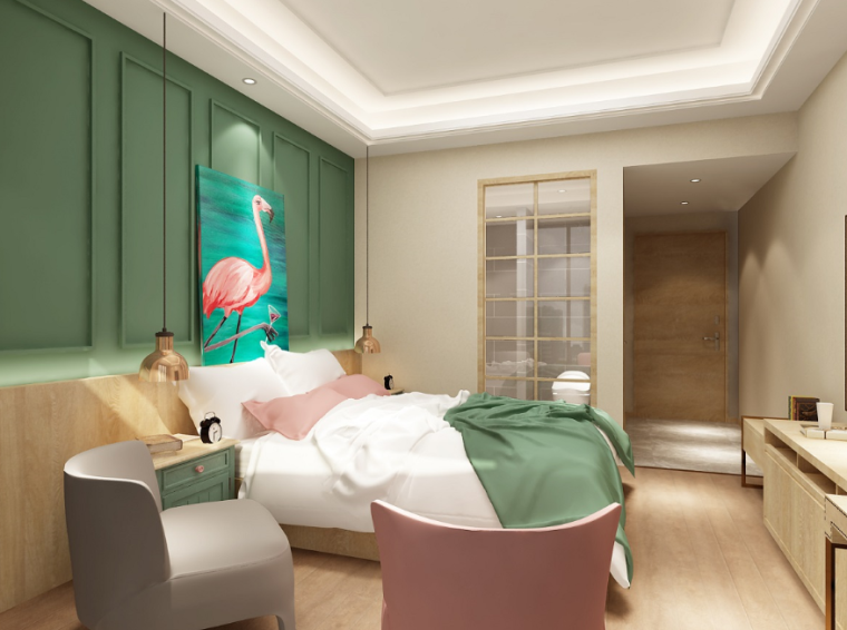 合肥酒店室内设计之精品酒店的设计特点有哪