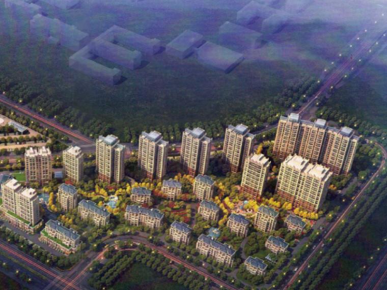 天津某地产公司工程项目管理制度(含图表)