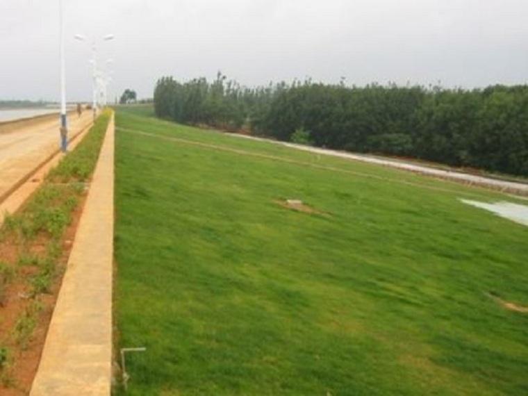 坝体填筑技术施工