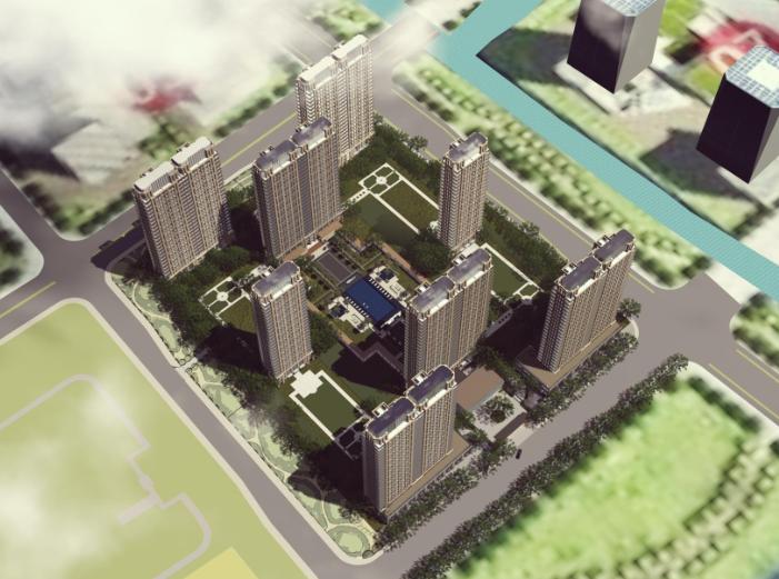 杭州未来科技城豪宅项目建筑设计方案文本