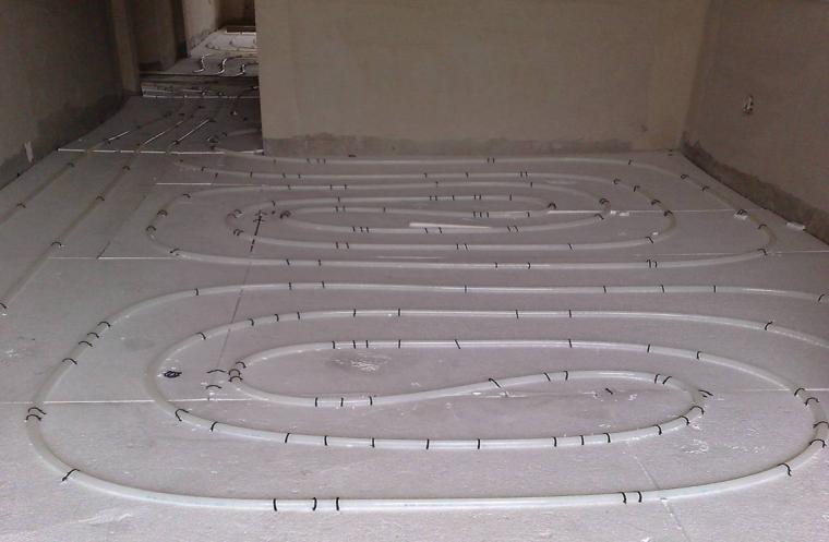 工程细部做法培训讲义PPT(2016年)-62地暖管敷设