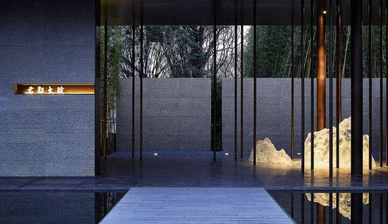 缘起•禅意中式风格展示空间