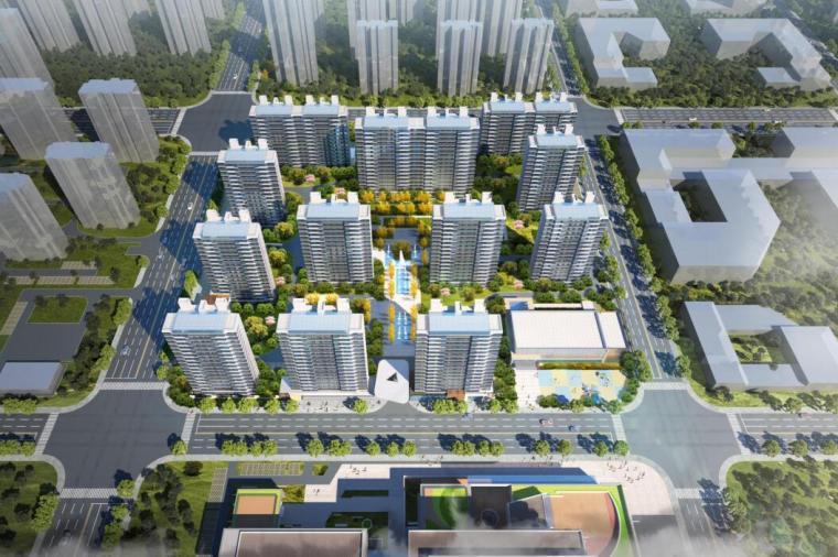 [天津]现代风格高端豪宅建筑方案设计