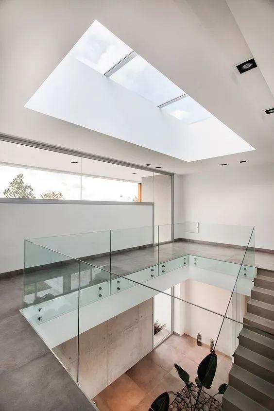 室内外玻璃扶手栏杆通用节点施工图_3