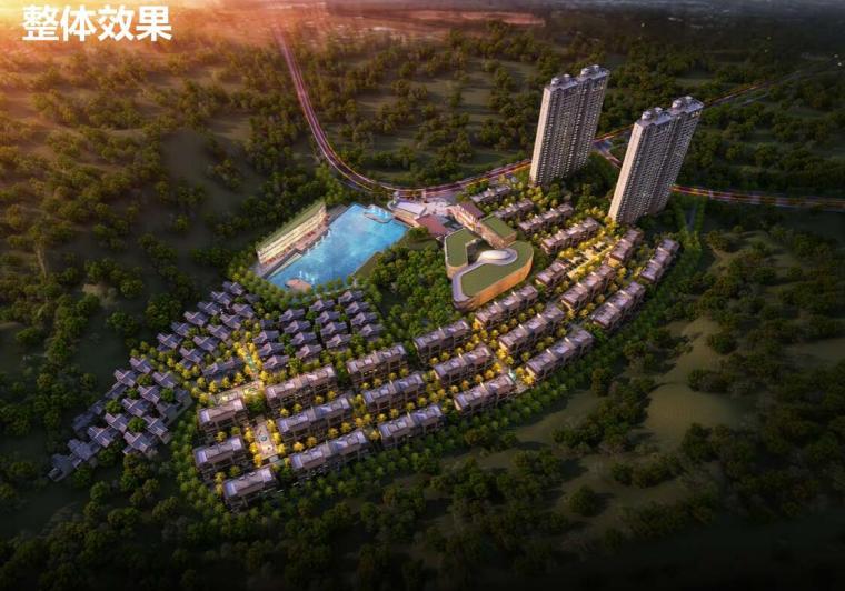 [浙江]山地别墅+洋房建筑深化方案设计