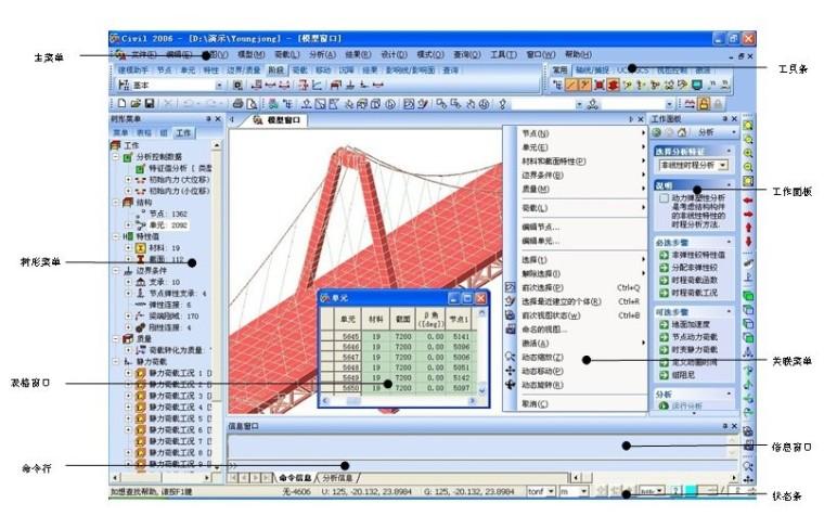 桥梁施工中主要大临结构设计检算