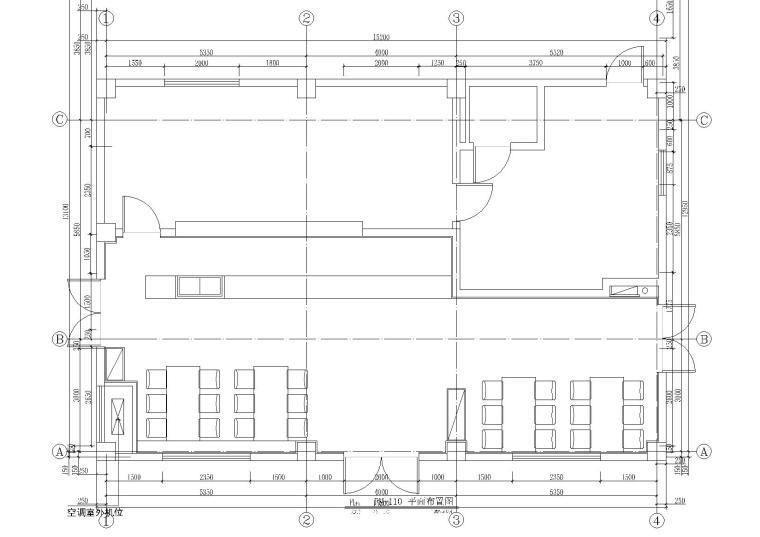 [昆明]古滇欢乐世界娘惹厨房室内设计施工图